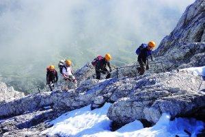 Alpspitz Klettersteig (1)