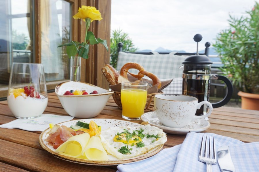 Eggensberger Hotel-Hopfen am See