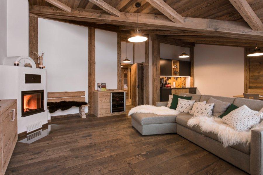 Wohnzimmer Alpin Lodge