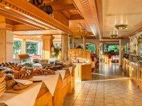 Restaurant Locanda Frühstücksbuffet