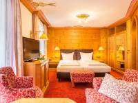 Zimmerbeispiel Doppelzimmer Standard Schlafbereich