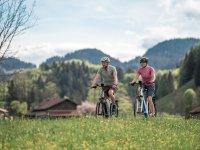 E-Bike Verleih und Tour in den Oberstdorfer Bergen und Umgebung