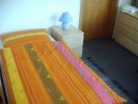 Einzelzimmer im Obergeschoß