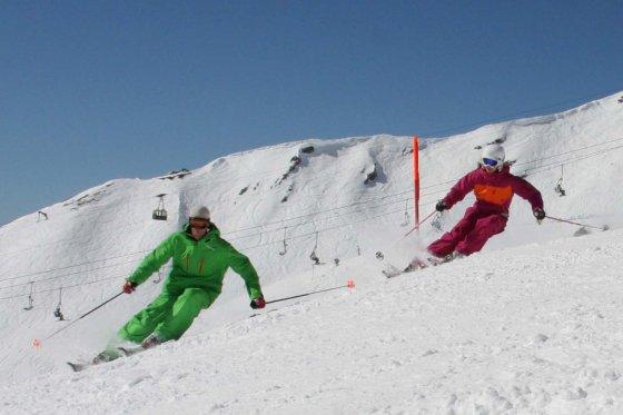 Skiaktion Alpin Skischule Oberstdorf
