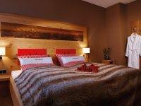 Alpenfeuer - Schlafzimmer