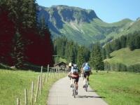 Sommer und Fahrrad