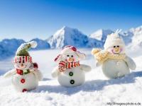 Wir wünschen schöne Wintertage