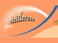 Logo des Appartements Heiderose
