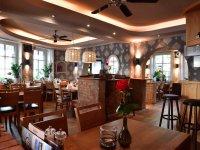 Innenansicht Café-Bistro Relax Oberstdorf
