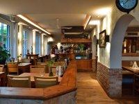 Innenansicht Café-Bistro Steakhouse Relax Oberstdorf