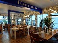 Blauer Salon im Bistro Relax Oberstdorf