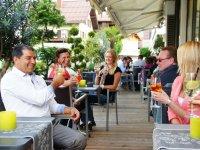 Sonnenterrasse Café-Bistro Relax Oberstdorf