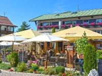 Alpcafe-Terrasse
