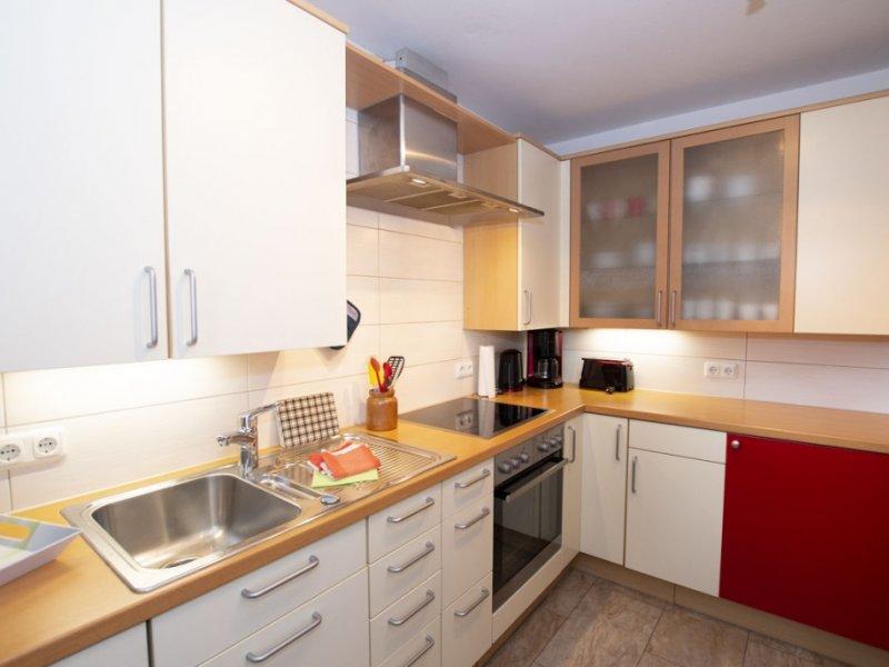 Ferienhaus Küche