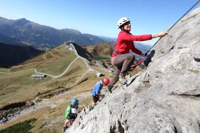 Kletterausflug