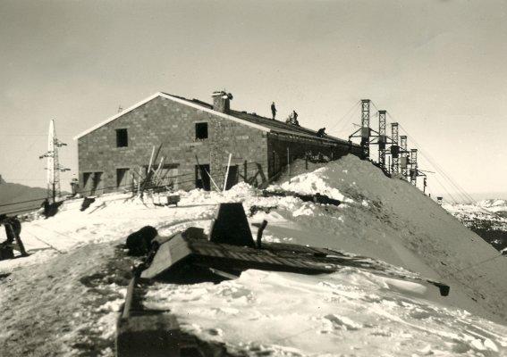 Kanzelwand-Bergstation