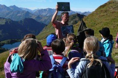 Geführte Wanderung für Schüler