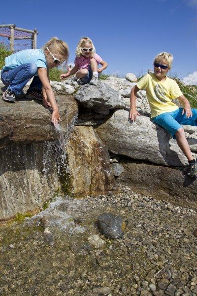 Wasserspaß am Burmiwasser