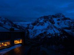 faszinierendes Bergpanorama