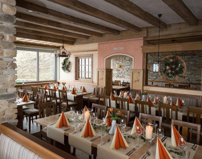 Restaurant Gipfelstuba