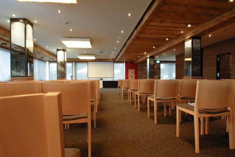 Raum Fellhorn - ideal für Vortrag und Tagung