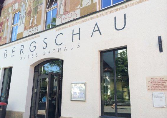 Bergschau Altes Rathaus Oberstdorf