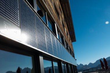 Photovoltaik-Nutzung am Fellhorn