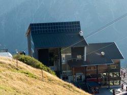Photovoltaik-Anlage am Fellhorn