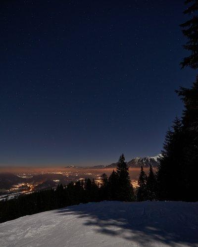 Söllereck bei Nacht