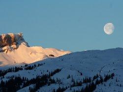 Ifen mit Mondschein