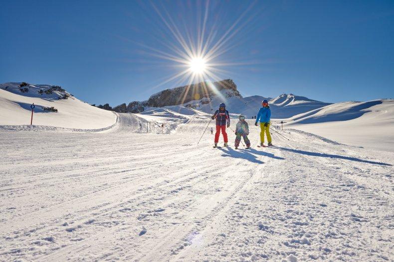 Familien-Skitag am Ifen