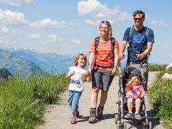 Ausflug mit der Familie
