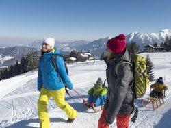 Winterwandern am Söllereck