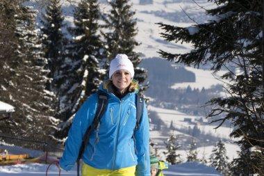 Wanderausflug im Winter