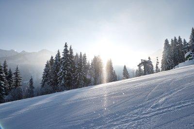 Wintertraum am Heuberg