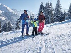 Familien-Skitag am Heuberg