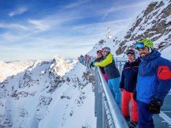 Der Nordwandsteig am Nebelhorn