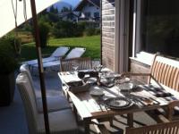 Platzhirsch - Die Terrasse