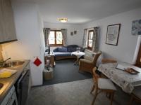 Wohnzimmer + Küche Sonnenkopf