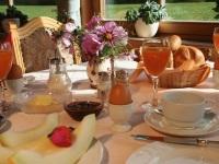 Frühstück in der Alpenruhe
