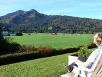 Ferienwohnungen Edelraute mit bestem Bergblick