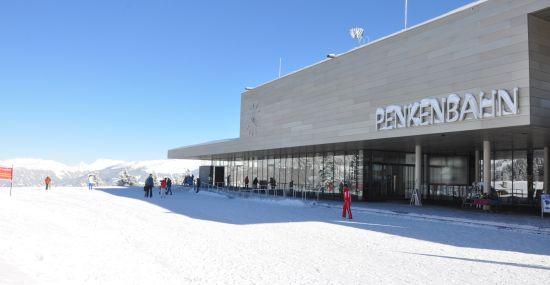 Penkenbahn Bergstation