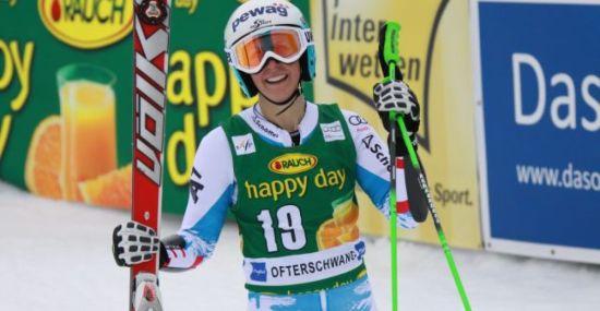 Ski-Weltcup am Ofterschwanger Horn