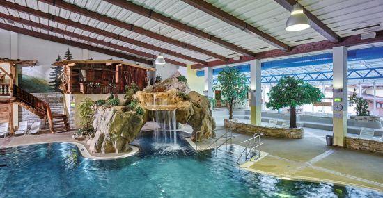 Grenzenloser Badespaß in der Freizeit Arena Sölden