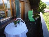 Wohnung 6 - Balkon