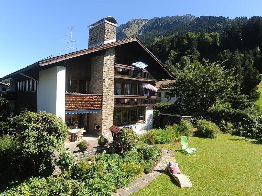 Ferienhaus Arkadia / Wohnung 1 Ferienhaus im Allgäu