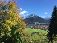 Ausblick Herbst
