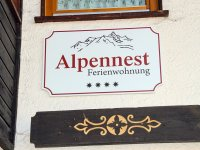 Alpennest Ferienwohnung, Ferienhaus, Oberstdorf