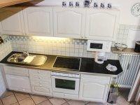 Alpennest Küchenzeile mit Spülmaschine,