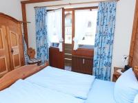 Schlafzimmer mit Zugang Nordbalkon
